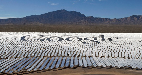 Google se asegurará de que todas sus fuentes de energia sean ecológicas