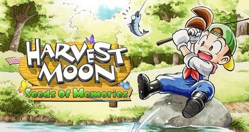 Harvest Moon Seed of Memories