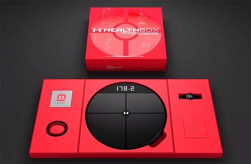 HealtBox HTC UnderArmour Canada