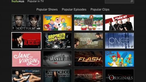 Hulu Nueva Forma Contenido Shows