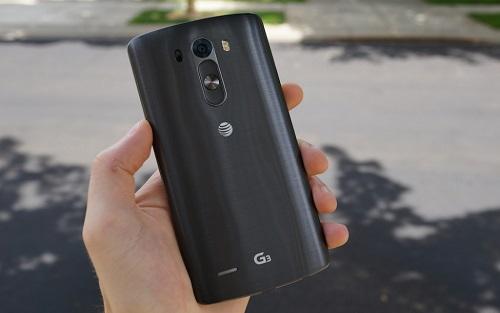 LG G3 Actualizacion ATT