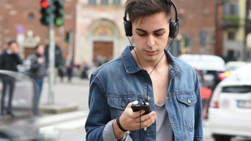 Las 5 mejores aplicaciones para escuchar música