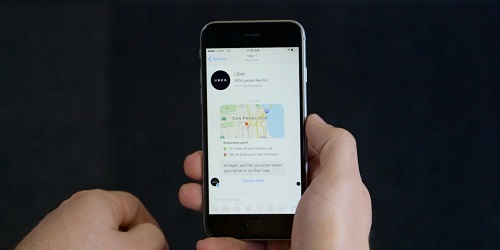 Live Chats incluirá el botón Envíanos un Mensaje