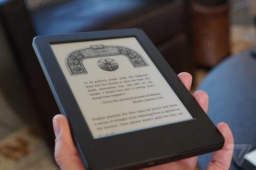Los Kindles resultan más económicos que las tablets