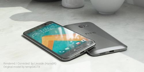 Los publicistas de HTC 10 deben estar trabajando duro en tantas actualizaciones sociales sobre el teléfono