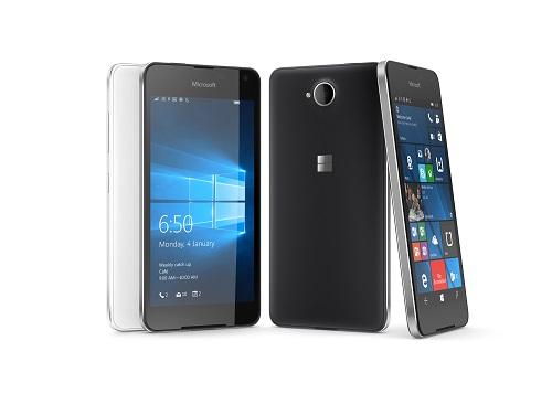 Microsoft lanza el Lumia 650 en Estados Unidos y Canadá