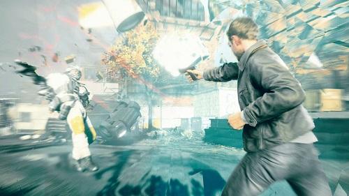 Microsoft ya cuenta con una edición especial de Quantum Break para su Xbox One