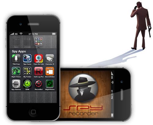 5 aplicaciones para espiar