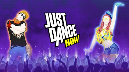 5. Just Dance Now