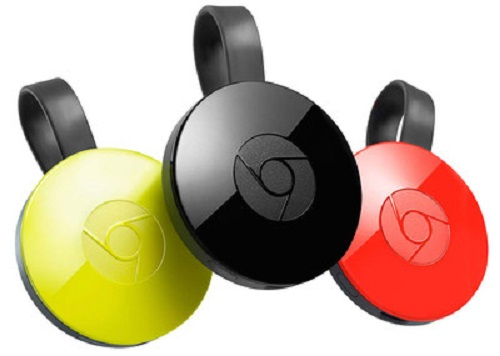 7. Google  Chromecast