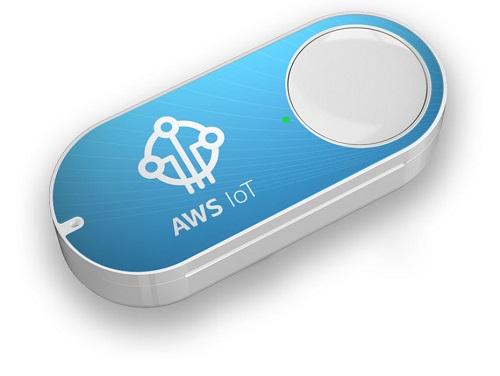 AWS IoT Button Amazon