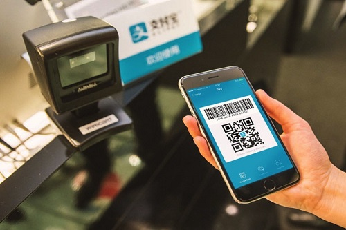 Alipay China Mercado Samsung