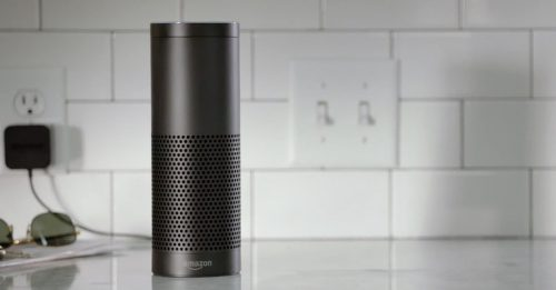 Amazon Google Home Echo
