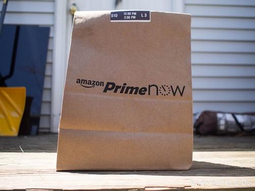 Amazon Prime Now Web