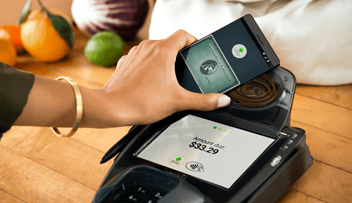 Android Pay Cajeros Banco