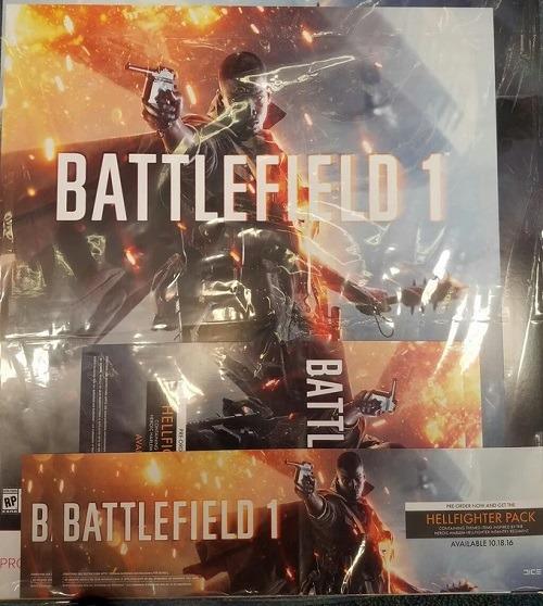 Battlefield 1 estará ambientado en la Primera Guerra Mundial