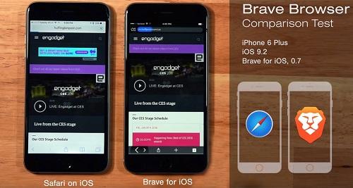 Brave Browser Mozilla Privacidad