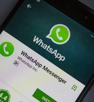 Cómo actualizar o reiniciar Whatsapp