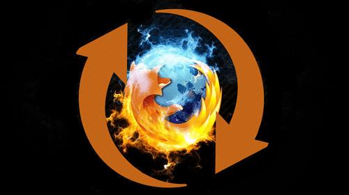 Cómo reiniciar Mozilla Firefox