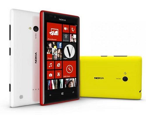 Como restaurar de fábrica o reiniciar un Nokia Lumia