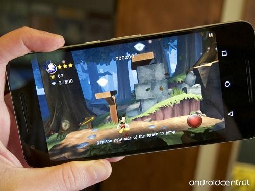 Descuento para Disney Castle of Illusion ofrece el juego por 99 centavos en Google Play