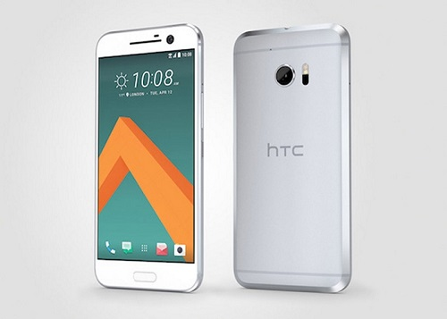 El HTC 10 fue introducido como un dispositivo de gama media
