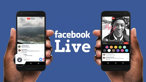 Facebook Video Live Streaming