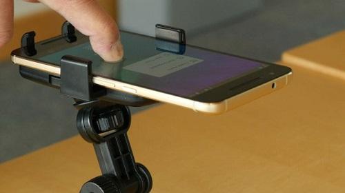 ForcePhone permite incrementar el vocabulario entre el teléfono y el usuario