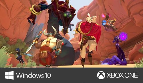 Gigantic estará disponible para todas las versiones de 64 bits de Windows