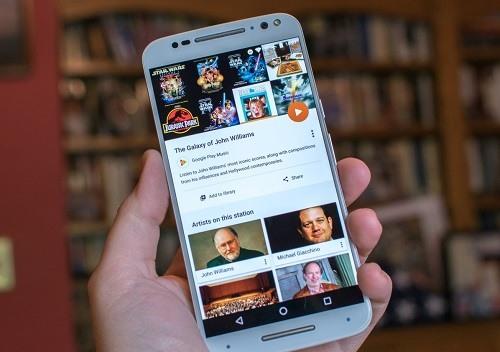 Google Play Music abre una estación de radio para celebrar el Día de Star Wars