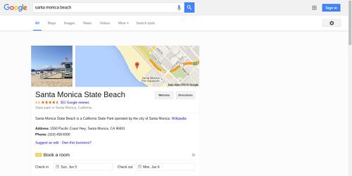 Google se rediseña para traer un Gráfico de conocimiento