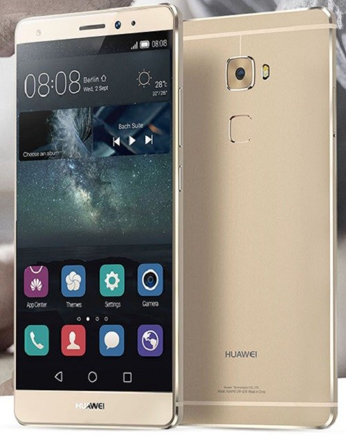 Huawei Mate Demora Android