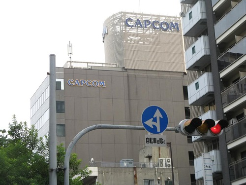 Las ventas netas de Capcom se han incrementado