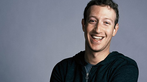 Mark Zukergber Facebook Presidente