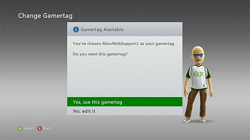Microsoft liberar 1 millón de gamertags de Xbox
