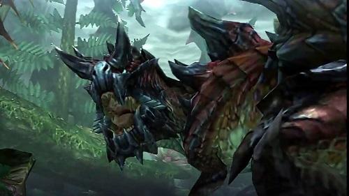 Monster Hunter Fecha Julio