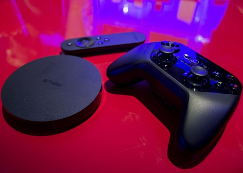 Nexus Player TV Tiendas