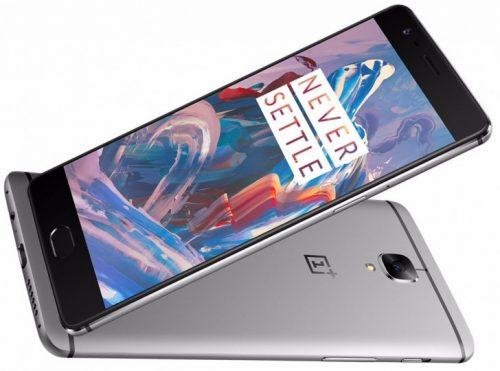 OnePlus 3 Filtrado Android