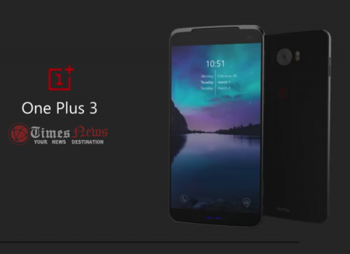 OnePlus 3 - OnePlus