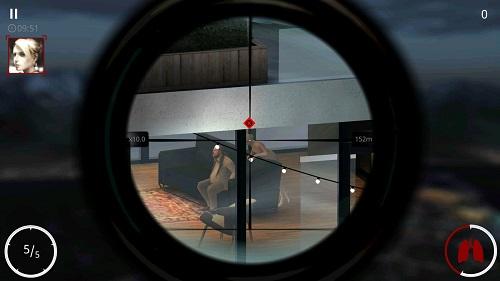 2. Hitman Sniper