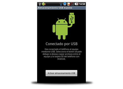 3. Conectar dispositivo Android a PC