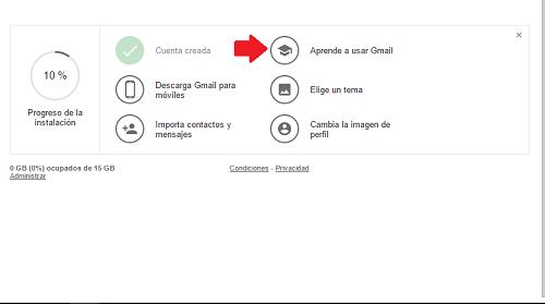 6. Aprender a usar Gmail