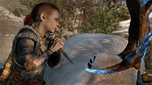 Aún no se sabe quien es el autor material de los tatuajes del hijo de Kratos