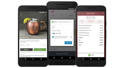 Android Pay ahora cuenta con su propia página de promociones