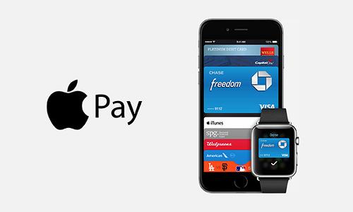 Apple Pay es frecuentemente utilizado para pagar cuentas cuando se ha olvidado la billetera pero no el celular