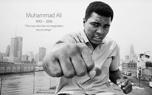 Apple le rinde homenaje al gran Muhammad Ali