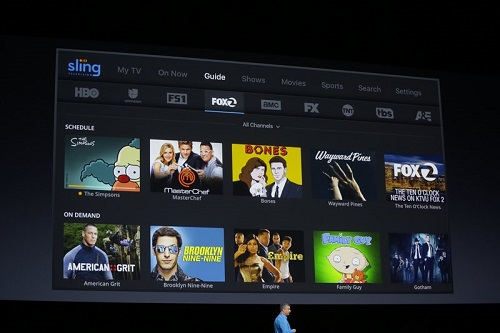 Apple nos presenta una nueva versión para tvOS