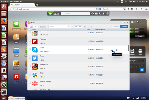 Apps Android en Chrome OS