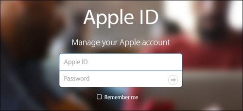 Cómo abrir una cuenta en Apple