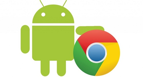 Chrome con Android